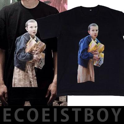 EGOISTボーイのショートスリーブTシャツ