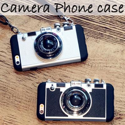 カメラ iPHONE6,6s スマホカバー/スマホケース