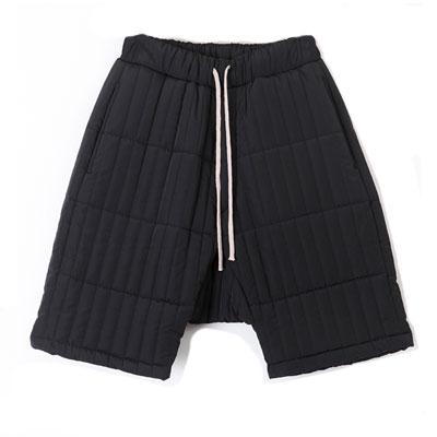 *BIGBANG G-DRAGON、2NE1サンダラなどのK-POPスター、セレブ愛用ファッションアイテム!暖かいパディングショーツパンツ
