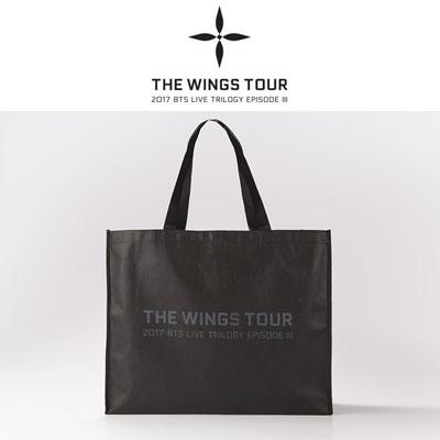 【BTS公式グッズ】SHOPPER BAG [THE WINGS TOUR]