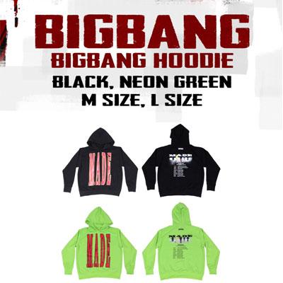 【公式グッズ】BIGBANG HOODIE