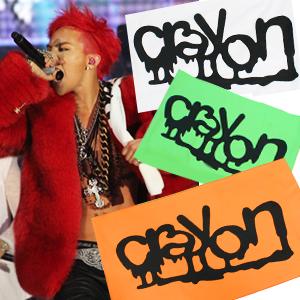 ★当日発送★ G-DRAGON CRAYON ★応援タオル ジードラゴンのドームツアーを応援!!! 3TYPEのタオル