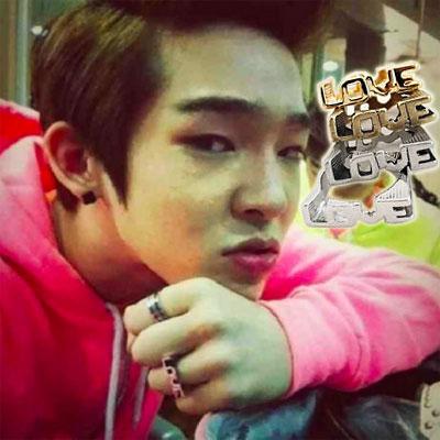 韓国アイドルファッションアイテム|WINNERナム・テヒョンSTYLE★LOVE Lettering ring(4type)