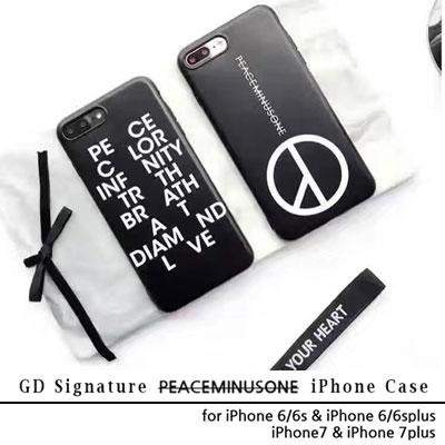 gdシグネチャiPhoneケース/iPhoneのカバー