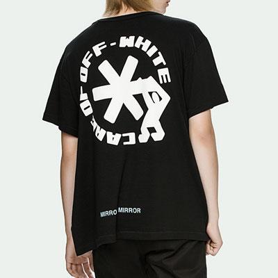 ケアロゴサークルショートスリーブTシャツ/半袖