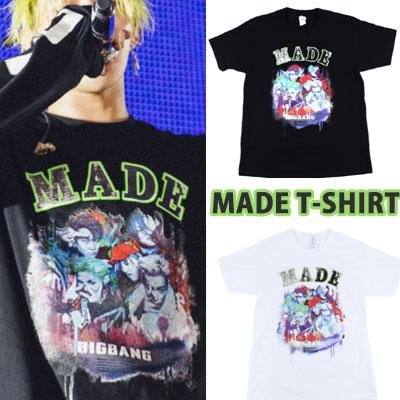 【公式グッズ】[0TO10] BIGBANG MADE T-シャツ/ビッグバン