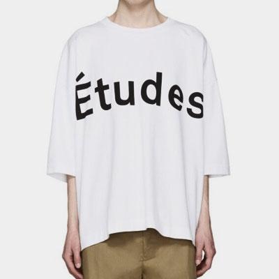 BIGロゴオーバーサイズショートスリーブTシャツ/半袖