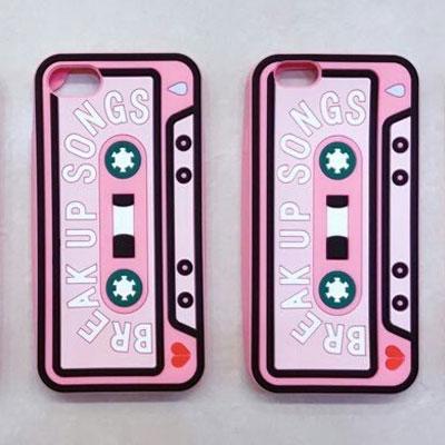 ピンクテープiPhoneケース(6/6+/6S/6S+/7/7S)
