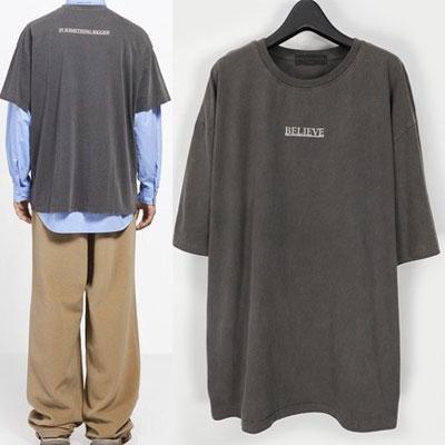 SOMETHING BIGGER ショートスリーブTシャツ/半袖