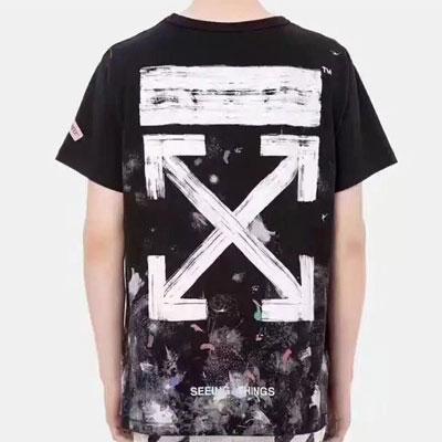 アローペイントショートスリーブTシャツ/半袖