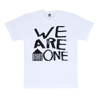 BOAスタイルファッション★COMME DE st.WE ARE ONETシャツ