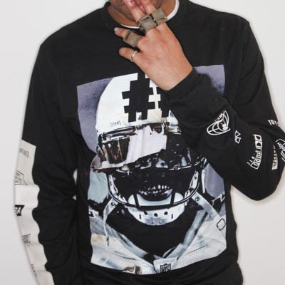 ★SALE★4,042円->2,569円★大人気のストリートファッション|BTS(防弾少年団)が着用したHBAst.ラグビーマン長袖Tシャツ