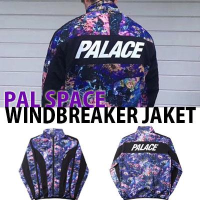 [Unisex]PALスペースウインドブレーカージャケット