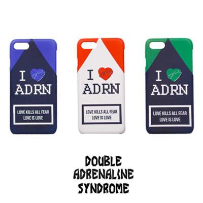 【2XADRENALINE】ADRNスマホケース/3COLORS/i-phoneケース