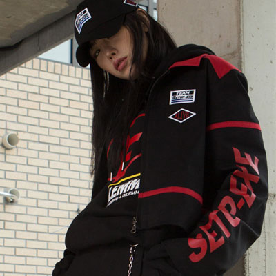 [SETUP-EXE]レーシングジャケット-レッド