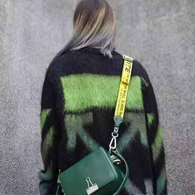 [UNISEX] GOT7st. highquality アローマルチカラーブレンディングのセーター(2color)