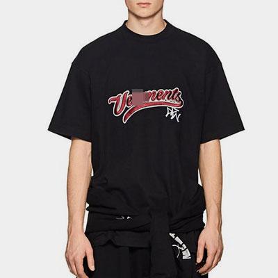 [UNISEX] 刺繍ショートスリーブTシャツ(2color)