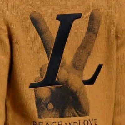 《only VIP》LINE LV finger Tshirts