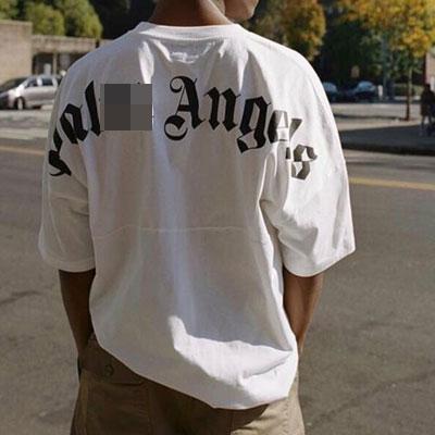 ZICO st. ラウンドバックのロゴドロップショルダーショートスリーブtシャツ/半袖(3color)
