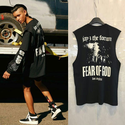 《only VIP》LINE fear of*** tanktop