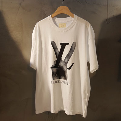 《only VIP》LINE louis vuitton***Tshirts