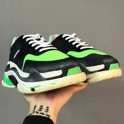 《only VIP》LINE balenci***triple S V2 Green black