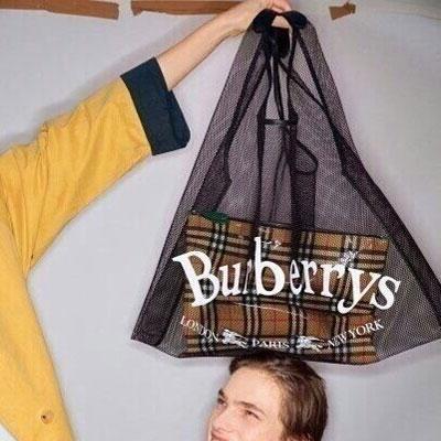 《only VIP》LINE burbe*** bag