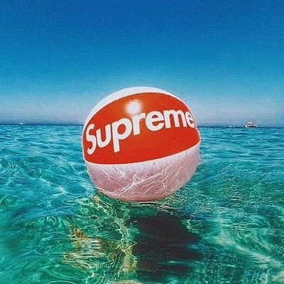 《only VIP》LINE supr*** beach ball