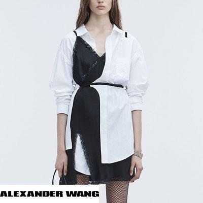 《only VIP》LINE alexan*** wang layered shirts