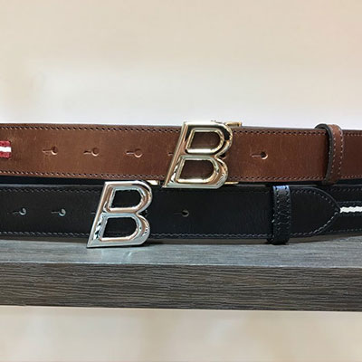 《only VIP》LINE B buckle belt
