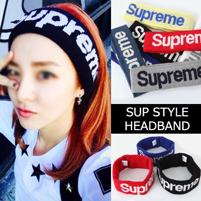 2NE1 SANDARAB1A4バロ、SHINEE KEY、防弾少年団など 数多くのK-POPアイドルの愛用アイテム!シュースタイルヘ ッドバンド/HEAD BAND