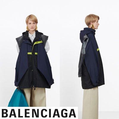 《only VIP》LINE balenci*** double jacket.
