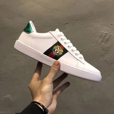 《only VIP》LINE GUCC@ TIGER PATCH SNEAKERS