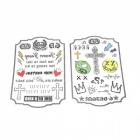 GD 2013 one of a kind TATTOO STICKER