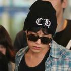 ★当日発送★BIGBANG通販|サンダラ、G-Dragon Chrome hearts st. ビーニーハット