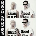 ★当日発送★GD&テヤンコラボ新曲[GOOD BOY]MVで着用したアイテム! GOOD BOY/半袖 T-Shirts[BIGBANG][GOODBOY]