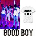 ★当日発送★ GD&テヤンコラボ新曲[GOOD BOY]MVで着用したアイテム! GOOD BOY/半袖 T-Shirts[BIGBANG][GOODBOY]