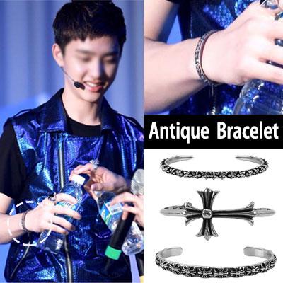 ★ハイクオリティ★EXO D.O Style!Antique Classic Braceletアンティーククラシック