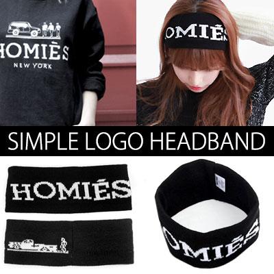 K-POPアイドル、ヒップホップダンスの活動の必需品!オシャレロゴ刺繍ヘッドバンド
