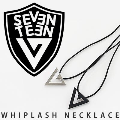 セブンティーンフウィプラッシュネックレス/SEVENTEEN WHIPLASH NECKLACE(2COLORS)
