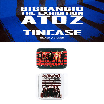 【公式グッズ】BIGBANG MADE/BIGBANG TIN BOX/ビックバンチンボックス