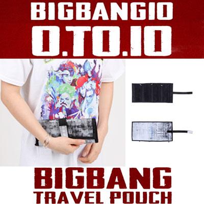 【公式グッズ】(正規品)BIGBANGトラベルポーチ