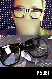 BIGBANG通販|GDがhigh high mvで着用したksubi st.めがね