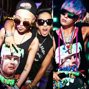 クレヨンのmv,公演で愛用してたG-DragonのANDREA涙袖なしがいよいよ登場!!!オーバーサイズ商品(袖なし)
