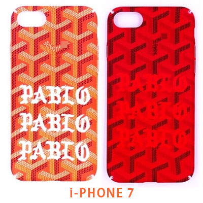 iphone7 GxPABLOロゴハードケース/スマホカバー/スマホケース