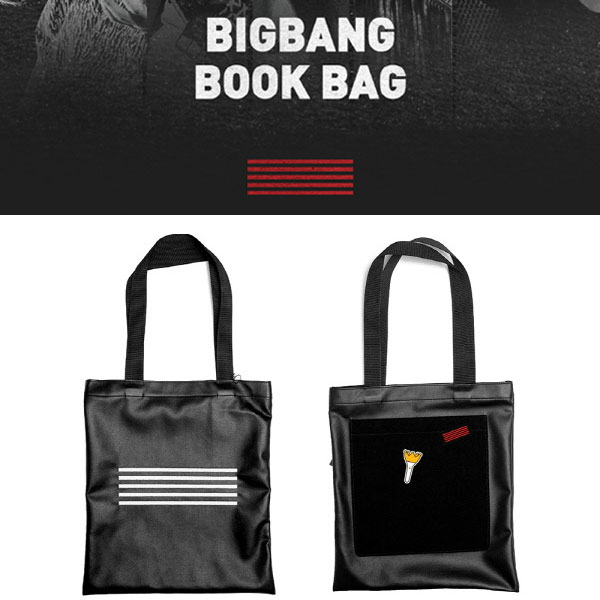 【公式グッズ】 BIGBANG BOOKBAG