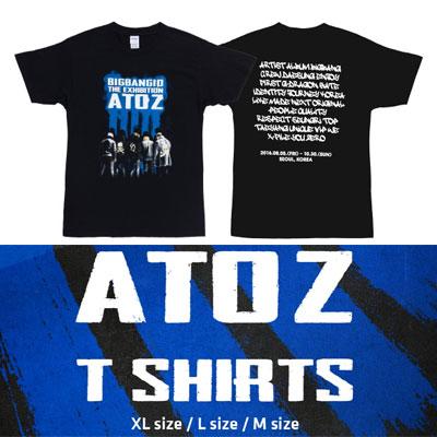 【公式グッズ】【AtoZ】ビッグバンTシャツ