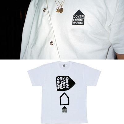 BOA空港ファッション★COMME DE st. MARKET GINZATシャツ