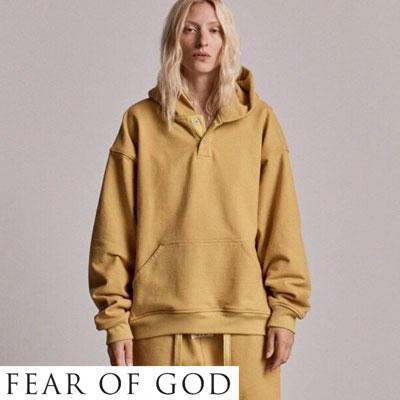 《only VIP》LINE FOG fleece hoodie