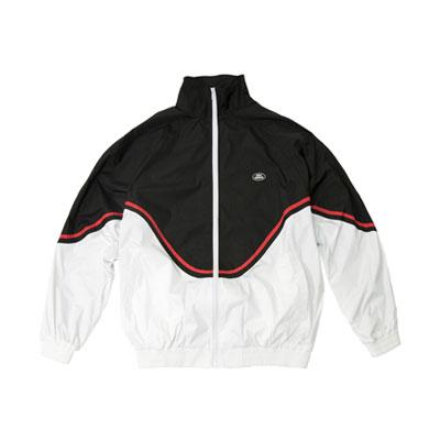 【2XADRENALINE】レトロウィンドジャケット -  BLACK